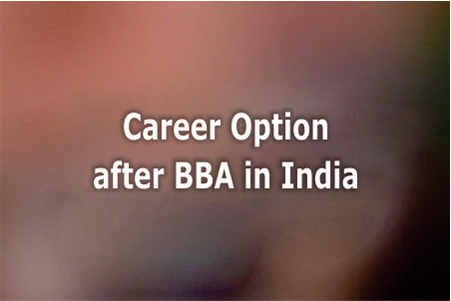 Career Options After BBA