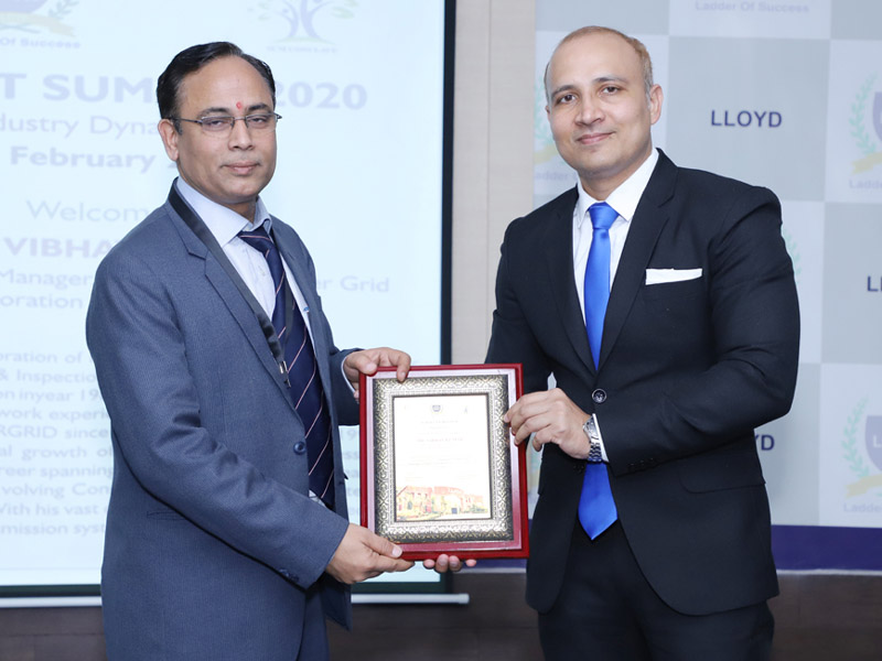 management-summit-2020-eminent-guest-welcome-3 lloyd Business School